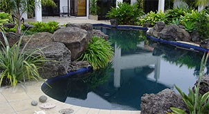 custom pools design northland - stonecraft construction